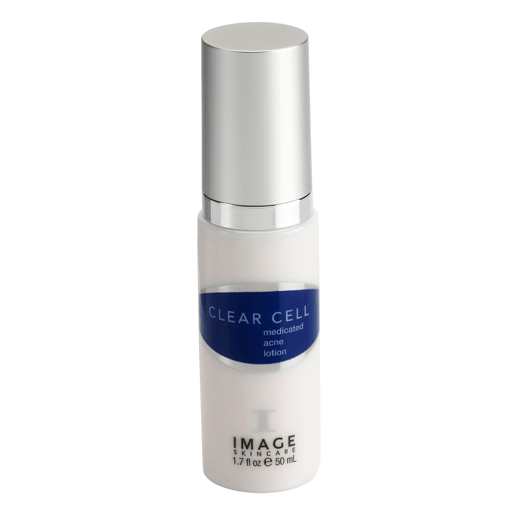 Clear Cell Medicated Acne Lotion Indy Laser