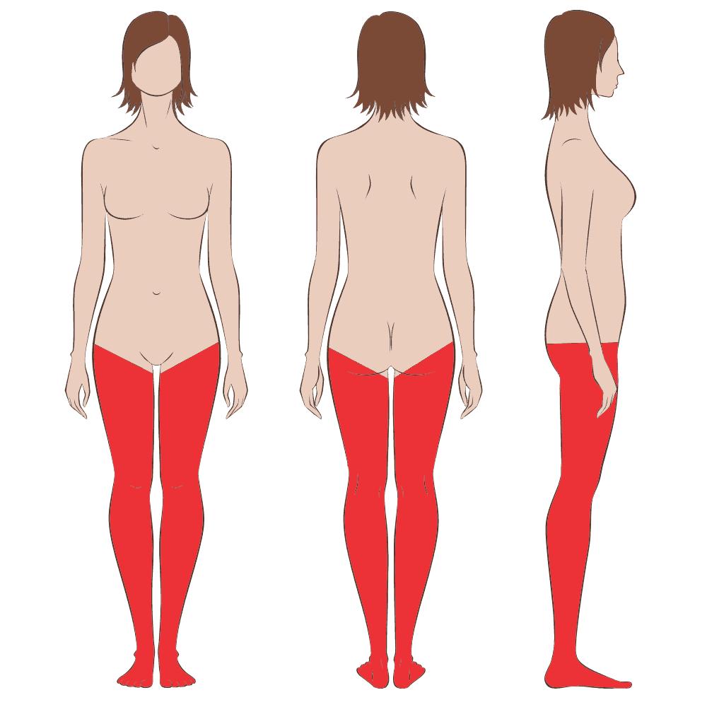 2eb513c4854e5 Female Full Leg Laser Hair Removal