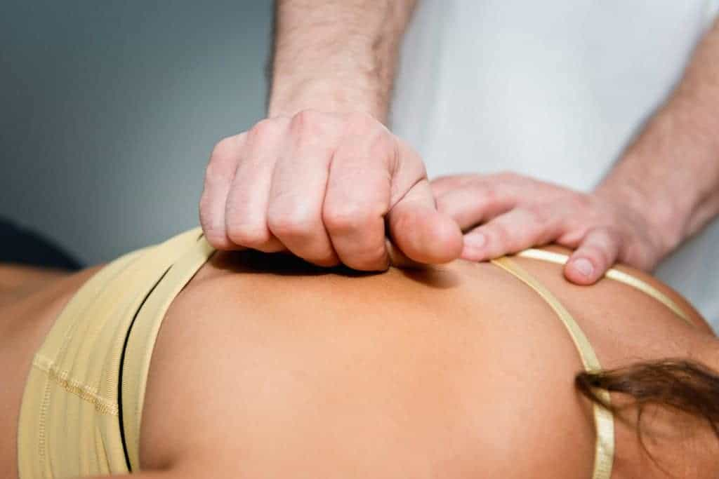 Myofascial Release Therapeutic Massage 2