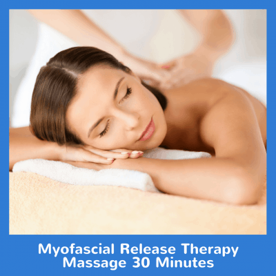 Myofascial Release Therapy Massage 30 Minutes