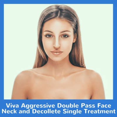 Viva Aggressive Double Pass Face Neck and Decollete Single Treatment