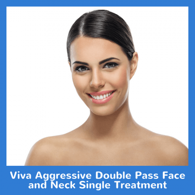 Viva Aggressive Double Pass Face and Neck Single Treatment