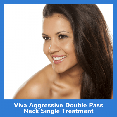 Viva Aggressive Double Pass Neck Single Treatment