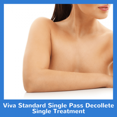 Viva Standard Single Pass Decollete Single Treatment