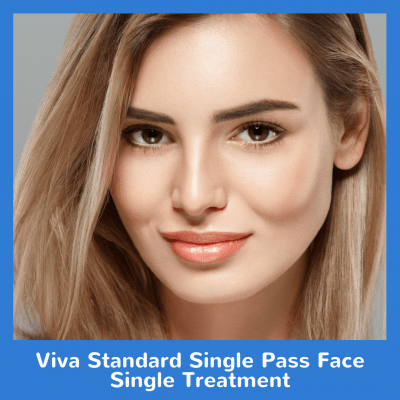 Viva Standard Single Pass Face Single Treatment