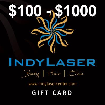 indy laser gift card