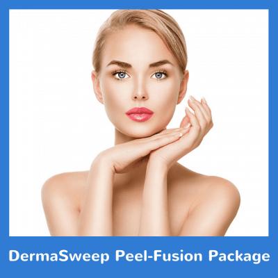 DermaSweep Peel Fusion Package