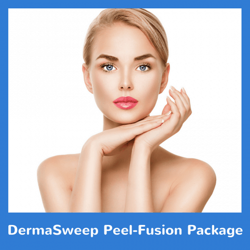 DermaSweep Peel Fusion Package