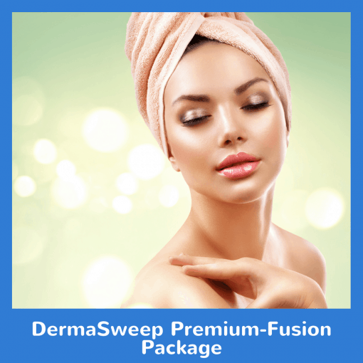 DermaSweep Premium Fusion Package