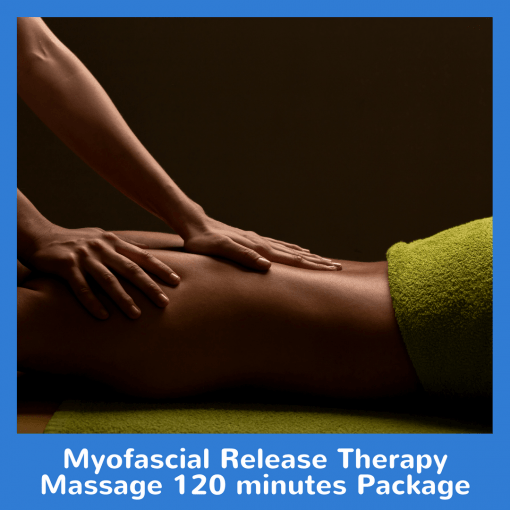 Myofascial Release Therapy Massage 120 minutes Package