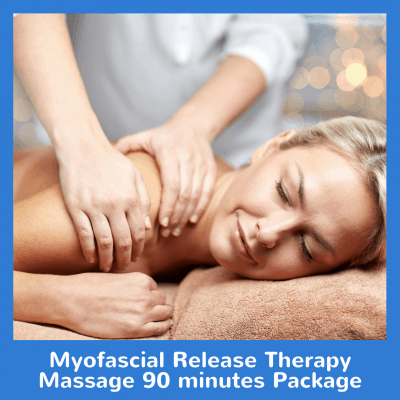 Myofascial Release Therapy Massage 90 minutes Package