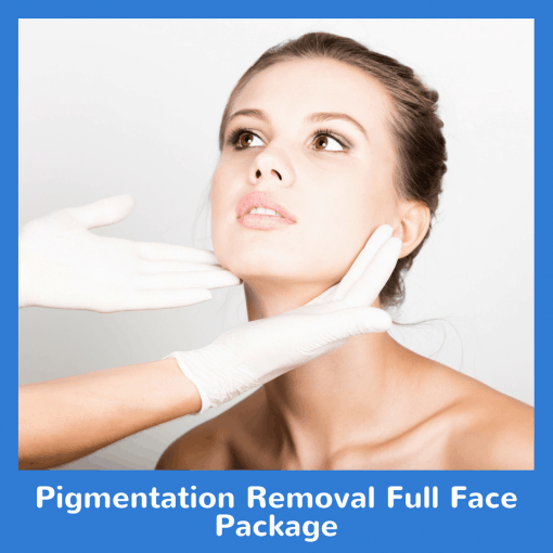 Pigmentation Removal Full Face Package