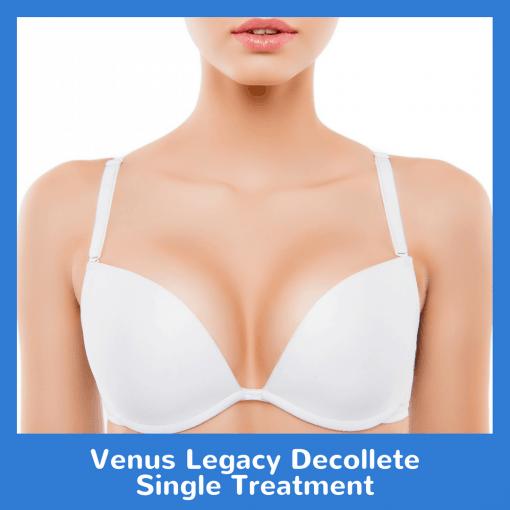 Venus Legacy Decollete Single Treatment
