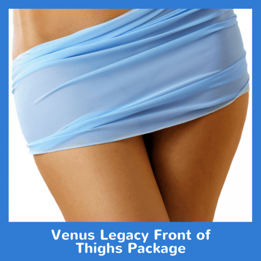 Venus Legacy Front of Thighs Package