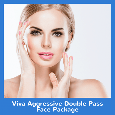 Viva Aggressive Double Pass Face Package