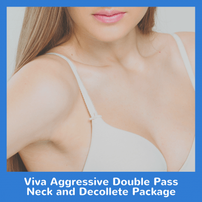 Viva Aggressive Double Pass Neck and Decollete Package