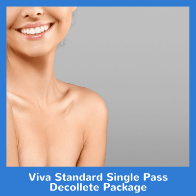 Viva Standard Single Pass Decollete Package