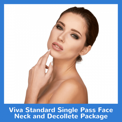 Viva Standard Single Pass Face Neck and Decollete Package