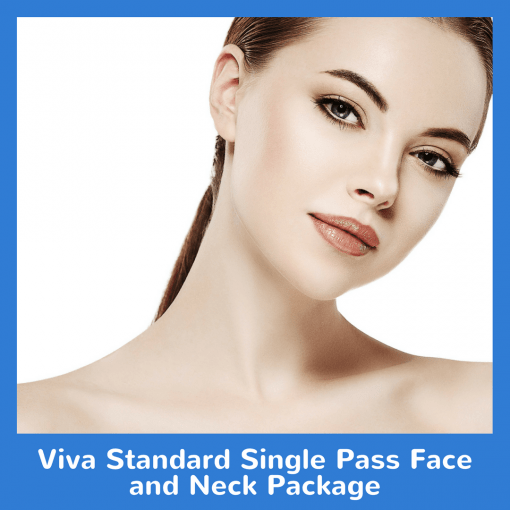 Viva Standard Single Pass Face and Neck Package