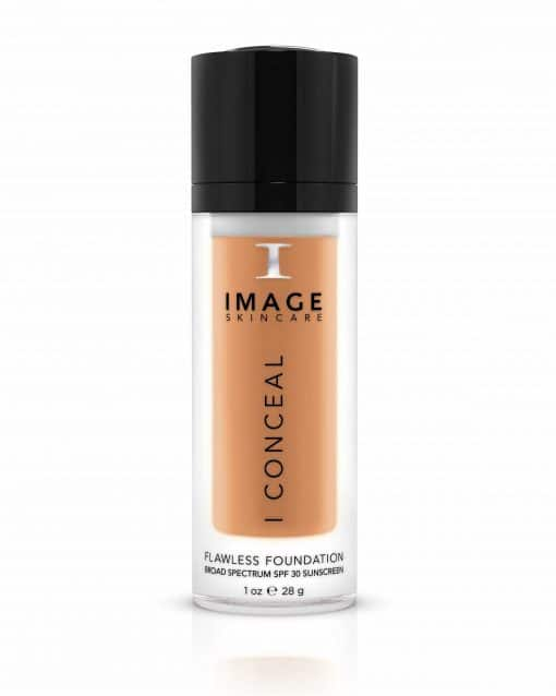 I CONCEAL flawless foundation in suede