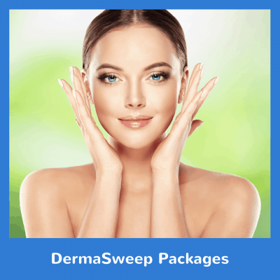 DermaSweep Packages