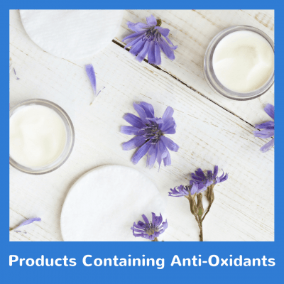 Products Containing Anti-Oxidants