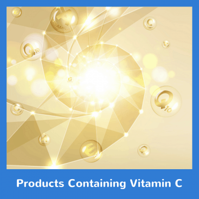 Products Containing Vitamin C