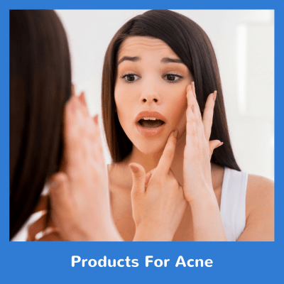 Products For Acne