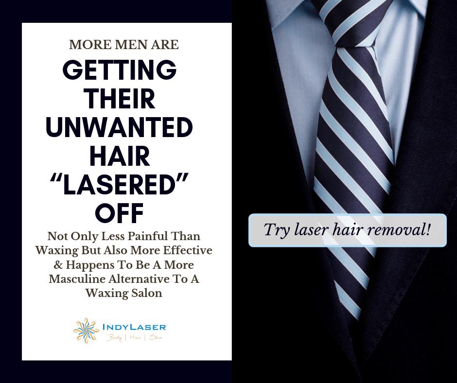 Indy Laser laser hair removal masculine